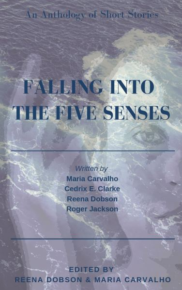 early cover draft 5senses antho